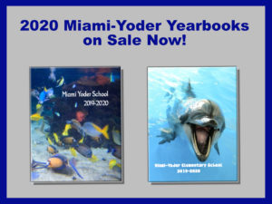 picture of 2020 Yearbooks